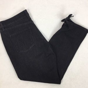 Levi's Classic Mid Rise Skinny Ankle Denim Jeans